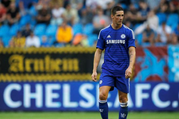 Chelsea Transfer News: Fernando Torres Loan Nears, Latest on Marco van Ginkel