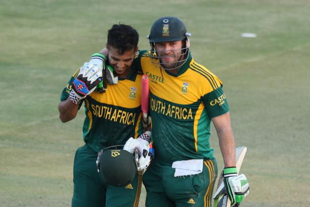 Zimbabwe vs. South Africa, Triangular Series: Date, Time, Live Stream, TV Info
