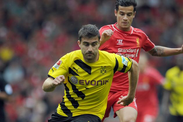 Arsenal Transfer News: Sokratis Papastathopoulos Bid Reportedly Made to Dortmund