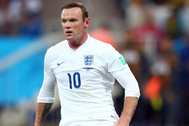 Wayne Rooney Named England Captain as Roy Hodgson Announces Latest Squad