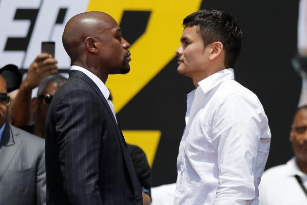 Mayweather vs. Maidana 2 All Access: TV Schedule, Episode Guide and More