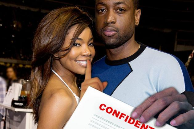 Gabrielle Union & Dwyane Wade -- Welcome to Our Wedding ...