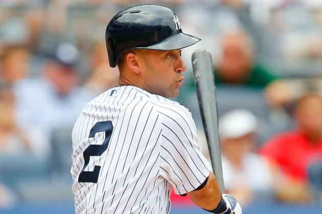 Keeping Jeter in No. 2 Spot Is Sentimental ... and Very Risky