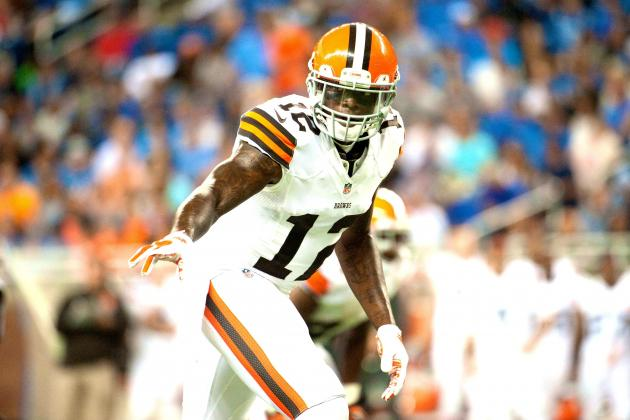 Josh Gordon Reportedly Considering Playing in Canadian Football League