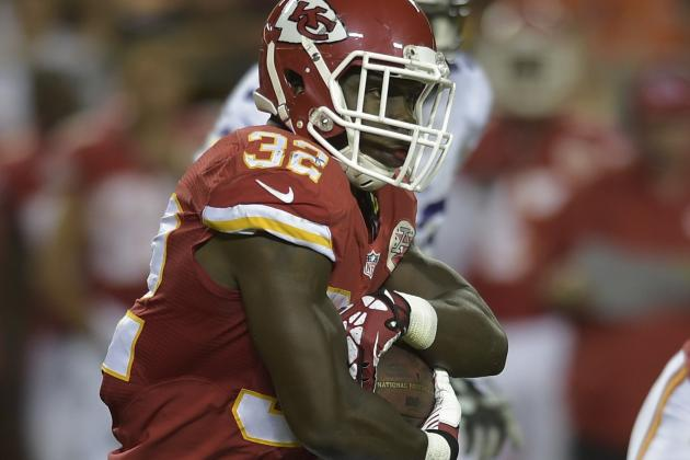 Chiefs Receiver Bears Watching in Final Preseason Game