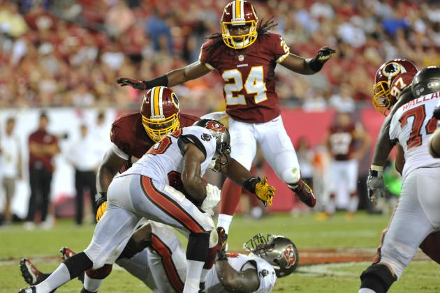 Washington Redskins vs. Tampa Bay Buccaneers: Live Score and Analysis