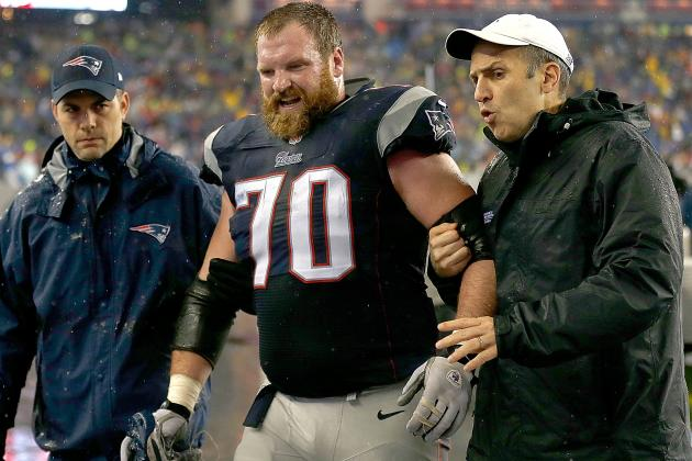 Perillo: How Will Mankins Trade Impact Offensive Line?