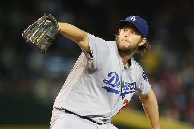 Clayton Kershaw's Consistency Is Mind-Numbing