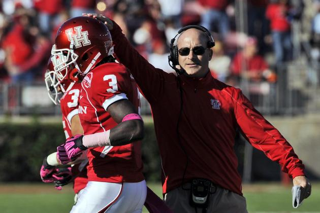 Houston's First Game at TDECU Stadium Looms Large for Program