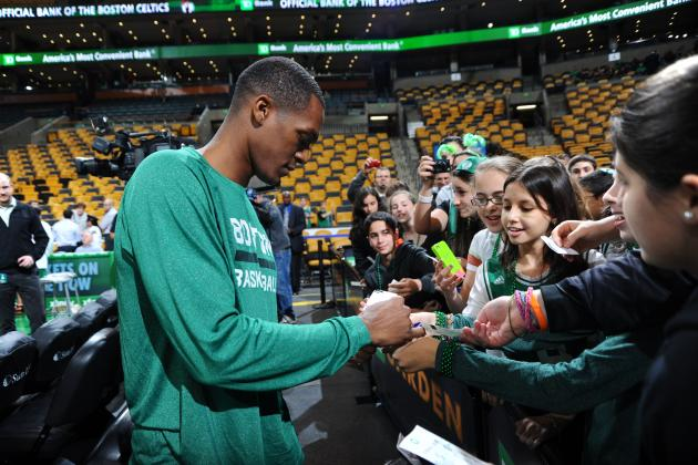 Dick Bavetta: Boston Celtics Have One of NBA's Best Crowds