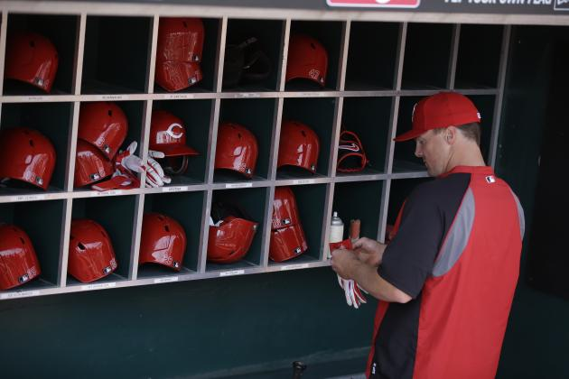 Predicting What the Cincinnati Reds Lineup Will Look Like Next Year
