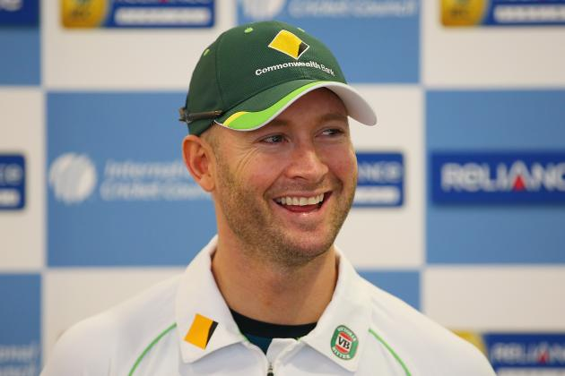 Michael Clarke's Long Layoff Will Prove Beneficial for the Australian Captain