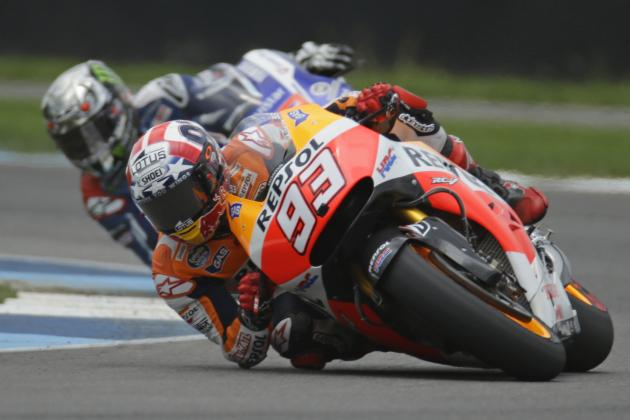 MotoGP Grand Prix of Great Britain 2014: Race Schedule, Live Stream, Top Riders