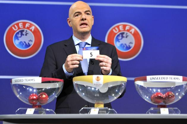 Champions League Draw 2014: Full List of Fixtures and Dates for Group Stage