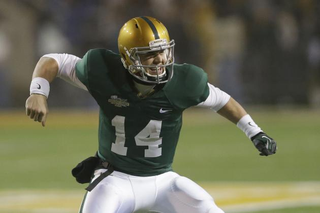 Baylor Bears vs. SMU Mustangs Betting Odds: Analysis and Prediction