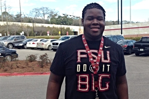 Darvin Taylor to Florida State: Seminoles Land 4-Star DT Prospect