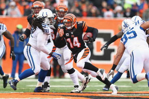 Indianapolis Colts vs. Cincinnati Bengals: Live Score and Analysis