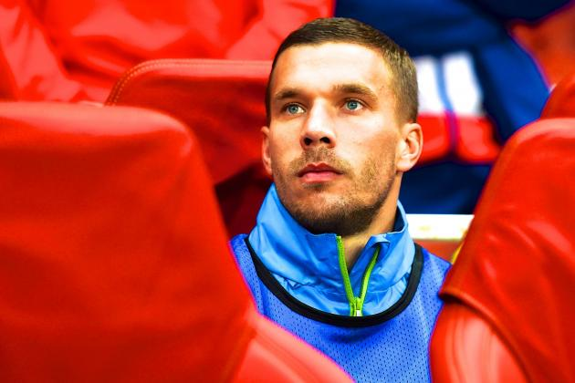 Lukas Podolski Paradox Remains a Puzzle for Arsenal and Arsene Wenger
