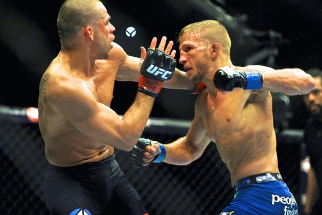 UFC 177: T.J. Dillashaw Focused on Repeat Performance Against Renan Barao