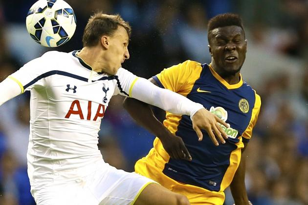 Tottenham Hotspur vs. AEL: Live Score, Highlights from Europa League Game