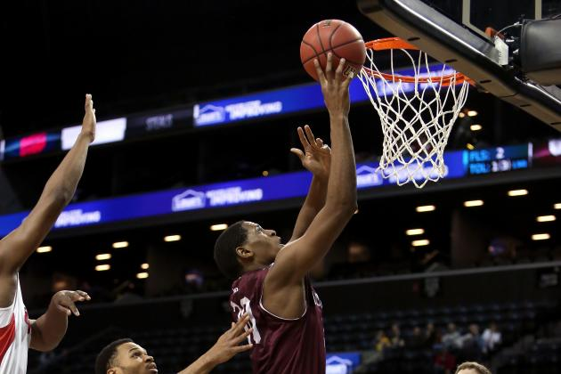 Fordham's Ryan Rhoomes Is a Big Man Whose Role Just Got Bigger