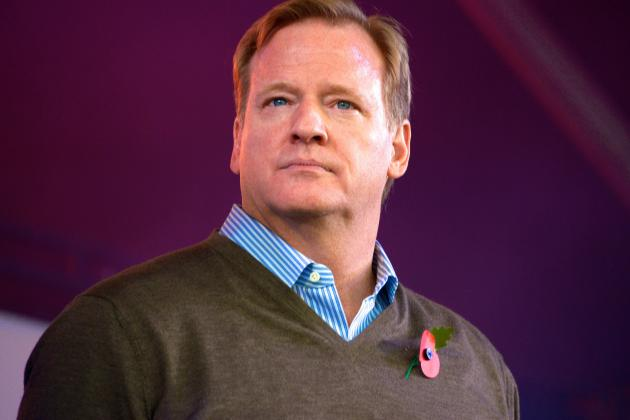Goodell Gets It Right with Sweeping Changes to NFL's Domestic Violence Policy