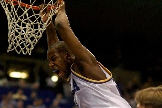 Ghosts of NCAA Dunk Past: Baron Davis for UCLA