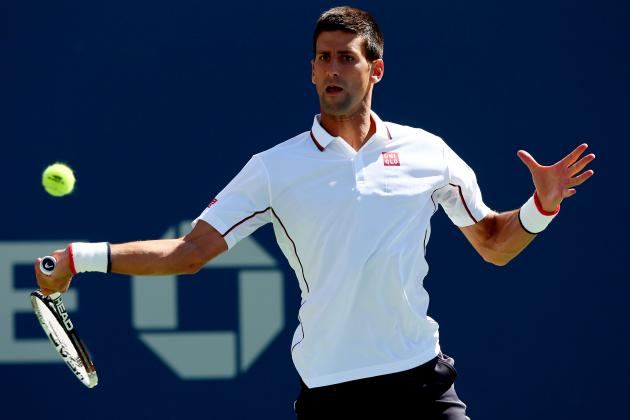 Novak Djokovic vs. Paul-Henri Mathieu: Score and Recap from 2014 US Open