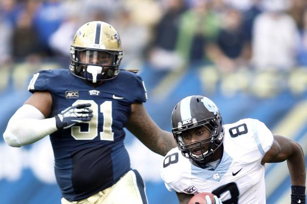 Pitt football: With Aaron Donald gone, most eyes to focus on DT Darryl Render