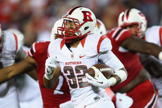 5 Things to Watch in the Rutgers-Washington State Game