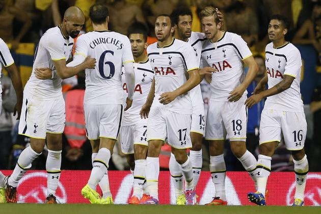 Tottenham Hotspur vs. AEL: Score, Grades and Post-Match Reaction