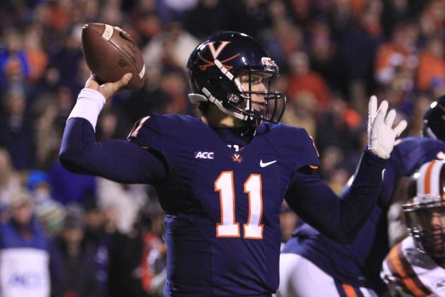 UVa football notes: Lambert readies for first start at QB