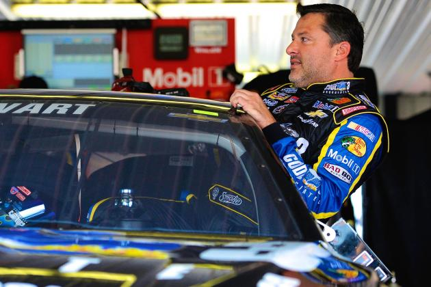 Tony Stewart Set to Race for First Time Since Incident with Kevin Ward Jr.