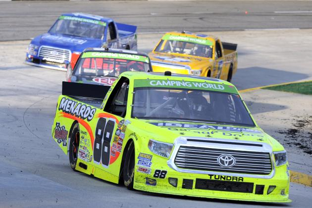 NASCAR Truck Series at Bowmanville 2014: Full Schedule, Standings and Preview