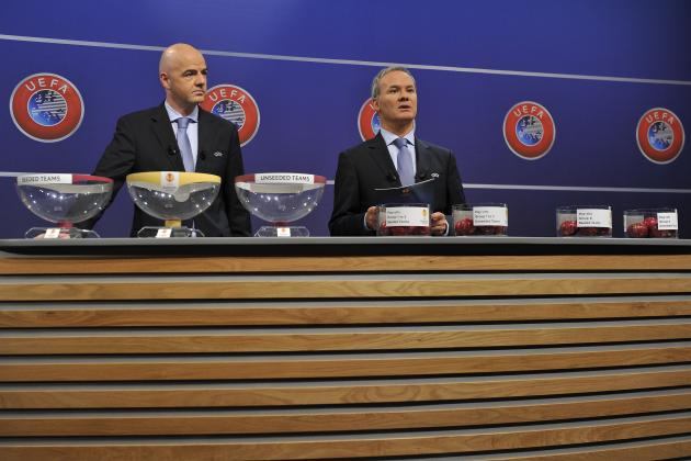 Champions League Draw 2014: Last-16 Lineup Predictions After Group-Stage Draw