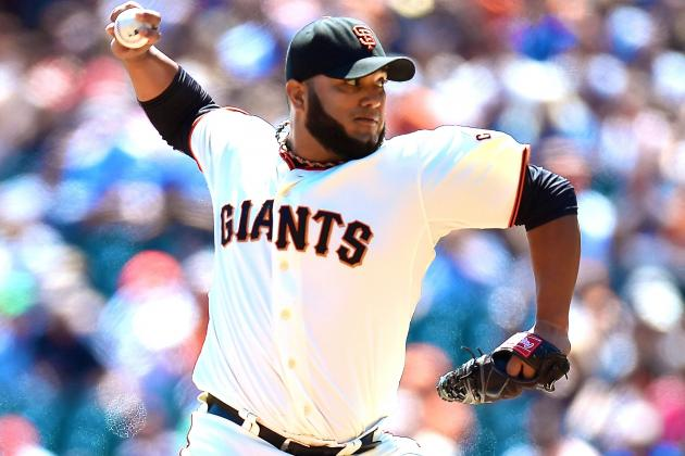 Yusmeiro Petit Sets MLB Record by Retiring 46 Consecutive Batters