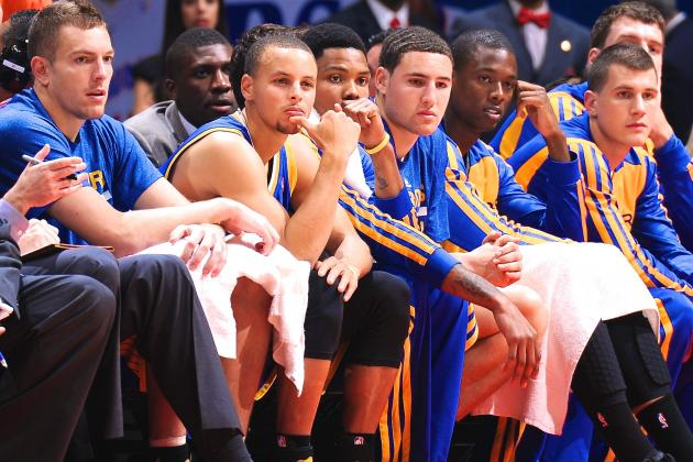 Is Rebuilt Golden State Warriors Bench Enough for Next Step?