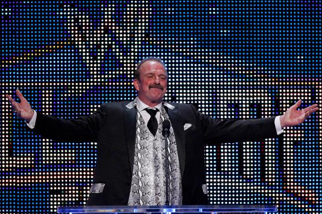 Jake 'The Snake' Roberts Hospitalized After Collapsing