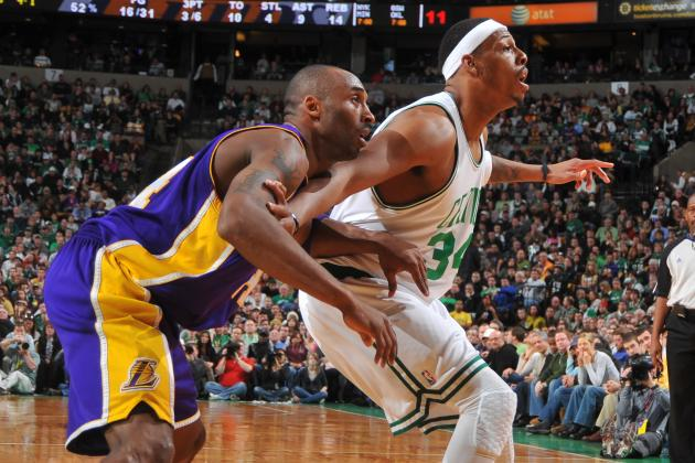 What Kobe Bryant Can Learn from Paul Pierce's Ageless Game