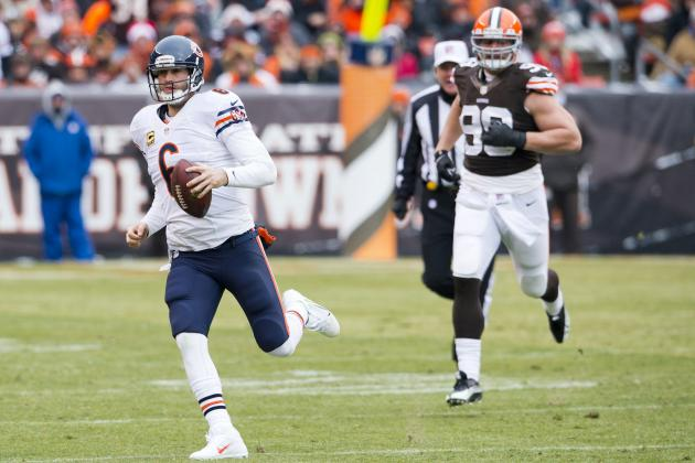 Chicago Bears vs. Cleveland Browns: Live Score and Analysis