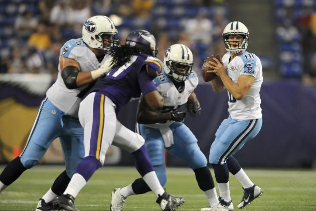 Minnesota Vikings vs. Tennessee Titans: Live Scores, Highlights and Analysis