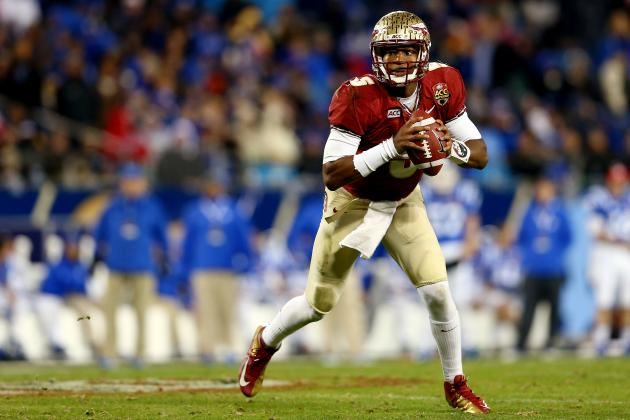 Jameis Winston Will Struggle to Repeat as Heisman Trophy Winner