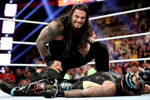 Evaluating Roman Reigns' Often-Criticized Move Set