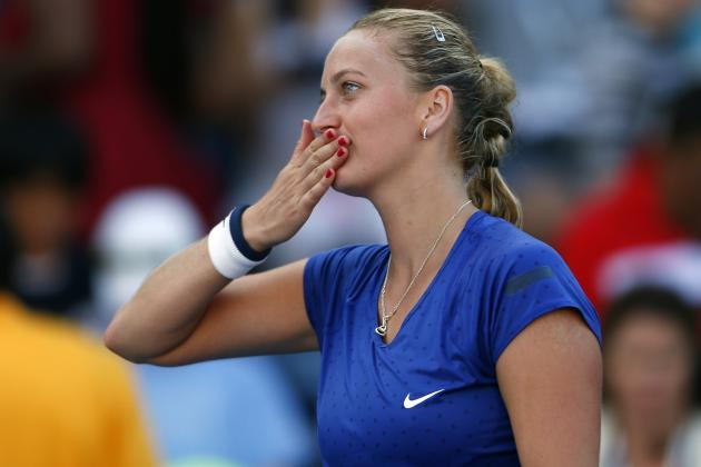 US Open Tennis 2014: Early Results, Highlights and Scores Recap from Day 4
