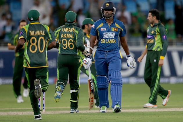 Sri Lanka vs. Pakistan, 3rd ODI, Time, TV Info and Preview