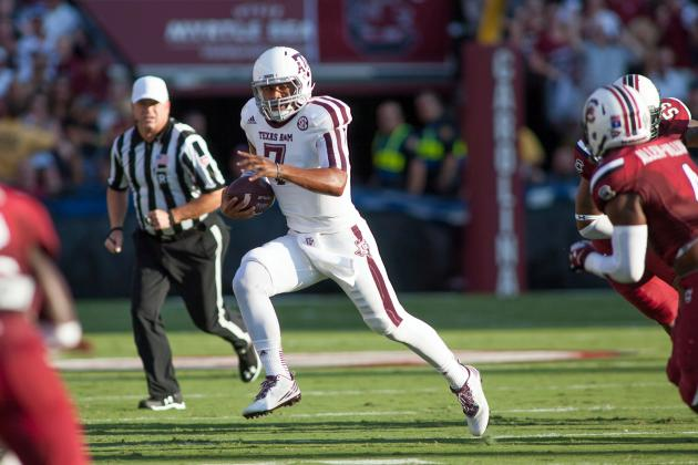 Texas A&M vs. South Carolina: Game Grades, Analysis for Aggies and Gamecocks