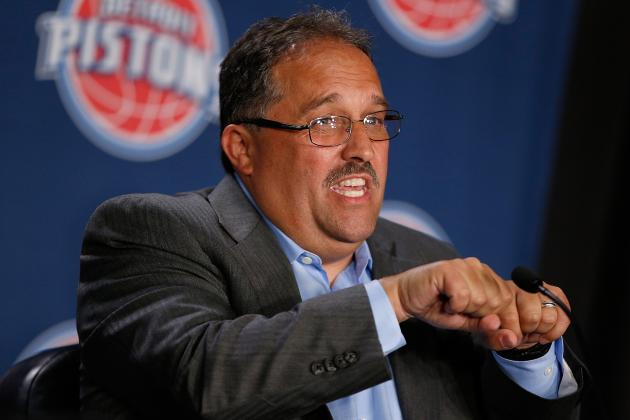 Stan Van Gundy's Pistons Experiment Will Be NBA's Most Entertaining Sideshow