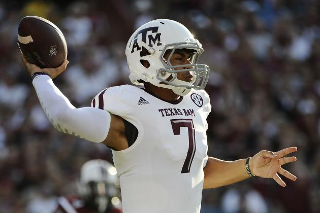 Kenny Hill's Record-Breaking Win vs. South Carolina Ushers in New Texas A&M Era