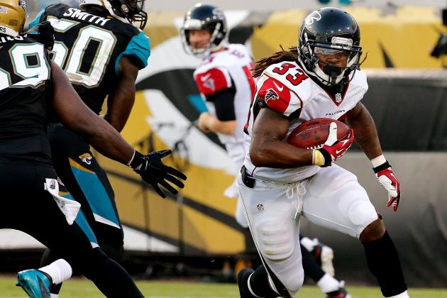 Why Devonta Freeman Is the Future of the Falcons' Rushing Attack