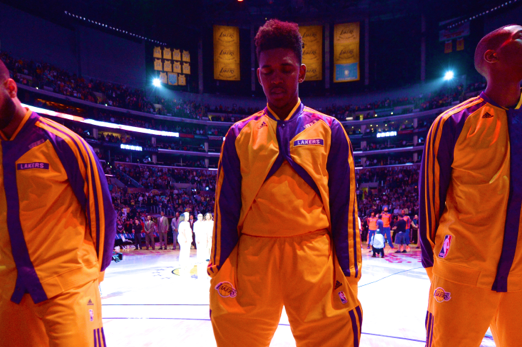 Lakers' Nick Young Is Afraid 'The Purge' Is Real